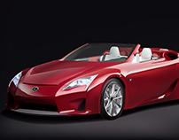 Lexus - Ilustración