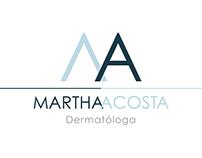 DISEÑO WEB para MARTHA ACOSTA