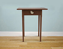 BIRD shaker table