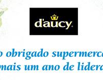 Anúncio Daucy
