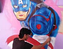 Walls & Street Paintings