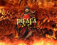 Avatar e Capa Youtube Pifafa