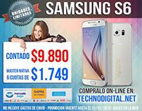 Marketing Digital para Fanpage Technodigital Carlos Paz