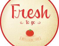 Rediseño de marca: Fresh to go