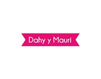 Boda Dahy y Mauri / SEP2015