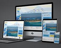 CM-Tróia   Layout de Website (estudo/desafio)