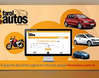 Anúncio Farol Autos