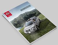 Magazine Nissan Pathfinder. 4x4 Dads.