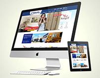 Website Construtora WEGG-CCII
