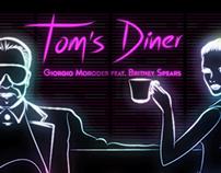 Giorgio Moroder - Tom's Diner (Unofficial Lyric Video)