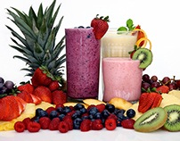 4 Receitas de Smoothies  Saudáveis para Perder Peso