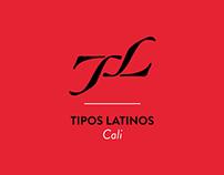 TIPOS LATINOS CALI | Motion Graphics