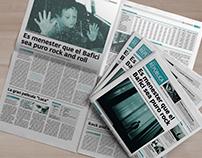 Periódico // Diseño Editorial