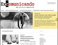 Página de Inicio de Excomunicando.com