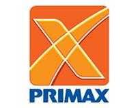 Primax | Interfaz de App Móvil