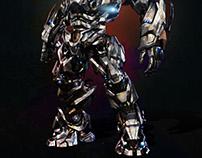 Robot-Assault team