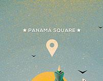 Panamá Square.