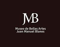 Identidad Museo Blanes