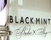Black Mint Barbershop