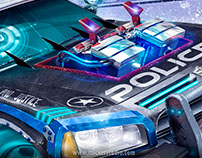 STREET RACER - Cuadernos Norma 2016 / 03