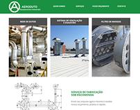 Aeroduto | Equipamentos Industriais