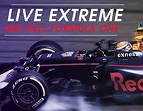 Campaña Publicitaria - Red Bull Formula One