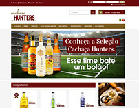 E-commerce Cachaça Hunters