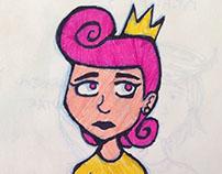 2013/2014 Sketchbook
