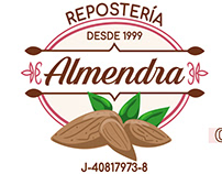 Reposteria Almendra - Manual de Identidad Corporativo
