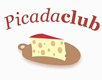 PicadaClub - Gráfica web