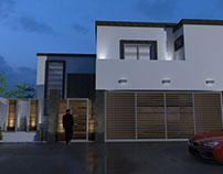 Remodelación casa GO misioneros, Cd obregón Sonora