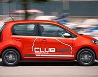 Diseño de Logotipo. Club del Up 2016.