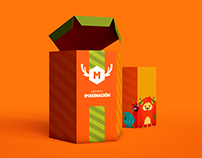 Moyupi | Branding, Illustration & Packaging