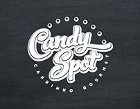 CANDY SPOT - LOGOTIPO
