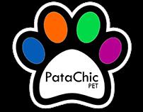 Criação Logo - Pet Pata Chic