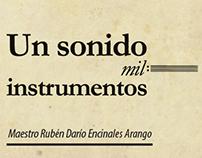 Branding - Un sonido mil Instrumentos