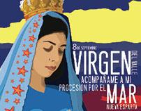 Síntesis Gráfica Fiestas patronal Virgen del Valle