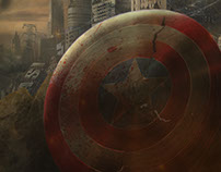 Avengers digital painting
