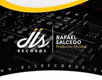 Identidad Visual DLS Records