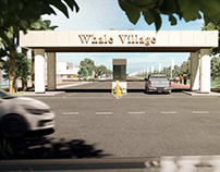 Empreendimento 3D - Village
