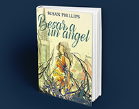 "Portada || Re diseño ""Besar a un angel"" ||"