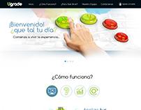 Ugrade Website (Strapp Inc)