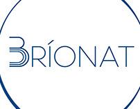 Brionat - Rebranding - Desing Logo