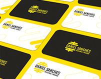 Identidade Visual - Daniel Sanches