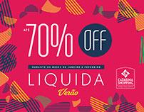 Campanha Liquida Verão 2017 Catarina Shopping