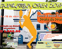 Cartaz Guaratiba Open 2017