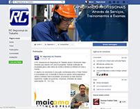 Perfil RC Assessoria em Segurança do Trabalho