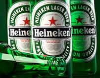 Producto 3D Heineken