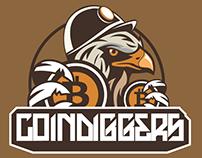 Logo - Coindiggers Team