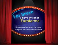 Lançamento da Nova Intranet - Eurofarma